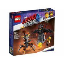 The Lego  Movie 2: Harcra Kész Batman és Fémszakáll 70836