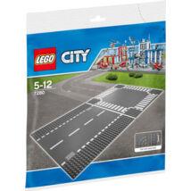 Lego City Alaplap 7280