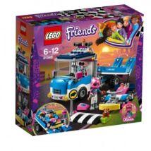 LEGO Friends Olivia szervizautója 41348