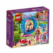 LEGO Friends Olivia hörcsögjátszótere 41383