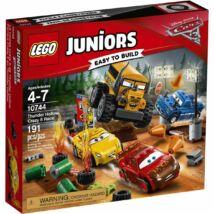 LEGO® Juniors 10744 Mennydörgés Völgyének őrült nyolcas versenye