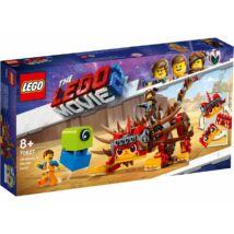 The Lego  Movie 2: UltraKitty és Harcos Lucy 70827