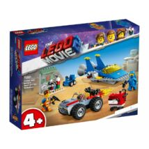 The Lego  Movie 2: Emmet és Benny Építő és Javító Műhelye 70821