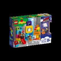 The Lego Duplo Movie 2: Emmet és Lucy látogatói a Duplo bolygóról 10895