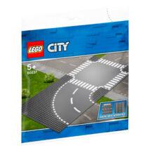 Lego City Alaplap 60237