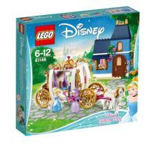 Lego Disney Princess: Hamupipőke Varázslatos Estéje 41146