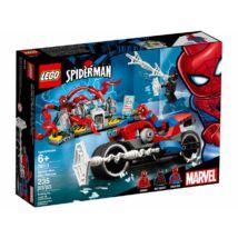 Spiderman: Pókember Motoros Mentése 76113