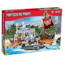 Kalóz Kikötő Építőjáték