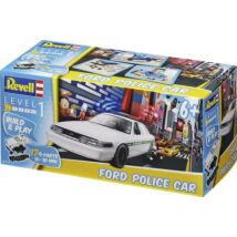 Revell Build & Play Ford Rendőrautó