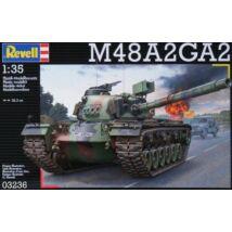 Revell M48A2GA2 Tank