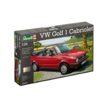 Revell VW Golf 1 Cabriolet 07071