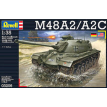 Revell M48A2/A2C Tank