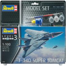 Revell F-14D SUPER TOMCAT Model-Set