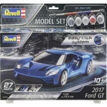 Revell Ford GT 2017 Model-Set