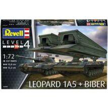 Revell Leopard 1A5+BIBER