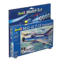 Revell Mig-21 F-13 Fishbed C Model-Set