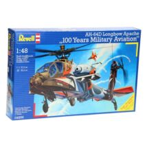 Revell - AH-64D Longbow Apache '100 Years Military Aviation' 04896