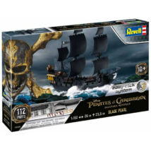 Revell Pirates of the Caribbean Salazar's Revenge BLACK PEARL 05499
