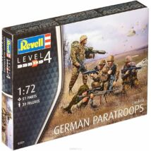 Revell German Paratroops