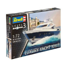Revell LUXURY Yacht 108ft 05145