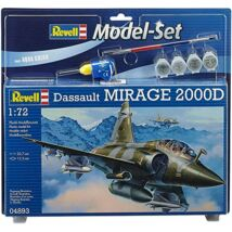Revell Dassault MIRAGE 2000D Model-Set