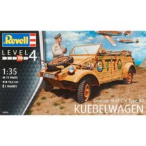 "Revell German Staff Car Type 82 ""KUEBELWAGEN"""