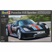 Revell Porsche 918 Spyder (Martini Racing Design)