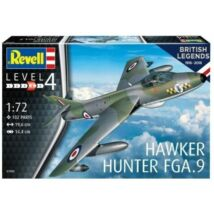 Revell HAWKER HUNTER FGA.9 03908