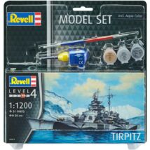 Revell TIRPITZ Model-Set