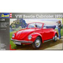 Revell VW Beetle Cabrio 1970