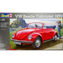 Revell VW Beetle Cabrio 1970
