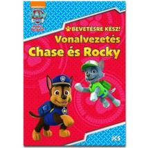 Mancs Őrjárat: Vonalvezetés Chase és Rocky