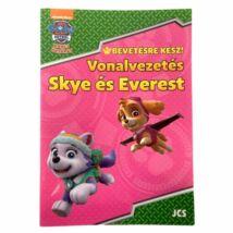 Mancs Őrjárat: Vonalvezetés Sky és Everest