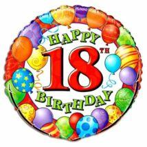 18-as Happy Birthday Fólialufi