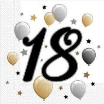 18-as Parti Szalvéta