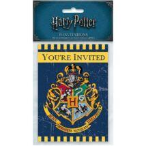 Harry Potteres Parti Meghívó