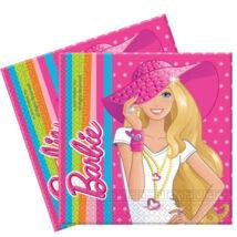 Barbie Parti Szalvéta