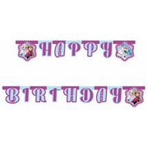 Frozenes Születésnapi Felirat