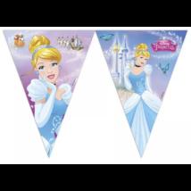Disney Hamupipőkés Parti Zászló