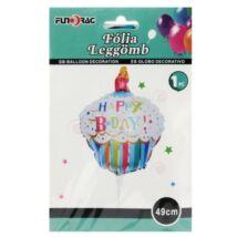 Happy Birthday Muffin Alakú Fólialufi