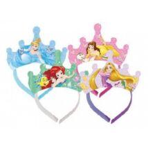 Disney Hercegnős Parti Tiara 4 db-os