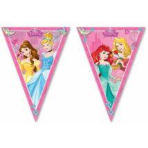 Disney Hercegnős Rózsaszín Parti Zászló