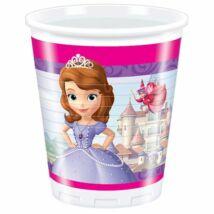 Disney Szófia Hercegnős Parti Pohár