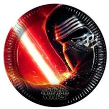 Star Wars Papírtányér: Kylo Ren