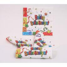 Boldog Születésnapot szalvéta 33 x 33 cm 16 db/cs
