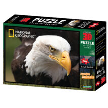 National Geographic 3D Puzzle: Sas 500 db