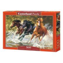 Castorland 500 db-os Puzzle - Lovak