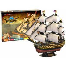 3D-s Puzzle HMS Victory