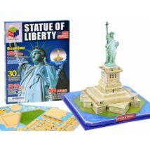 3D-s Puzzle Szabadság Szobor