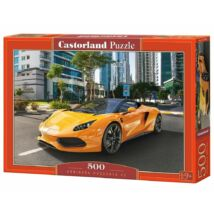 Castorland 500 db-os Puzzle - Arrinera Hussarya 33